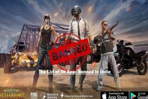 The List of 118 Apps Banned In India