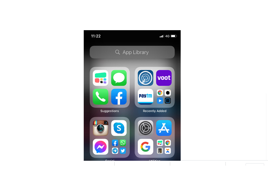 Remove Apps From App Library on iOS 14