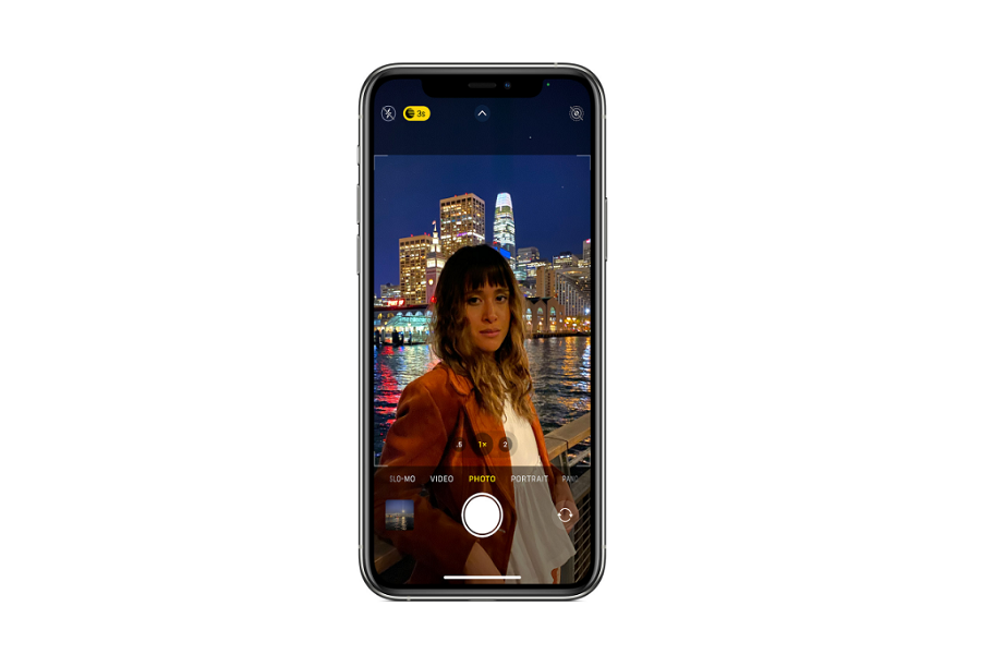 Use Night Mode To Take Low-Light Photos on iPhone 12