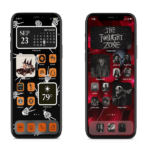 iOS 14 Halloween Home Screen Ideas