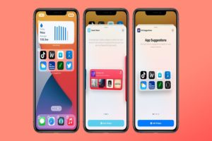 Add Multiple Widget ios 14