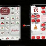 Christmas Home Screen Ideas