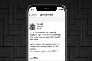 iOS 14.2 features