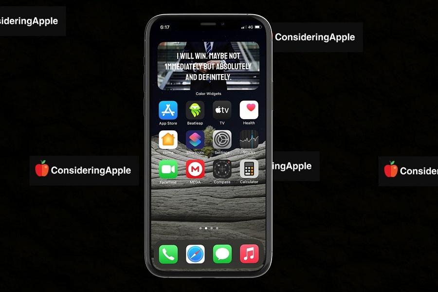 Quote Widget To iOS 14