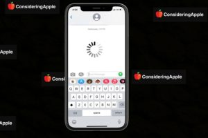 iOS 14 Lagging keyboard