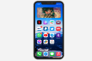 Anime Style Widgets To iOS 14
