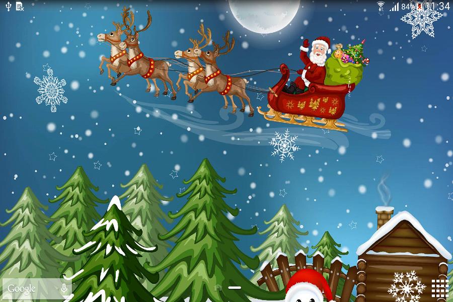 Christmas Live Wallpapers