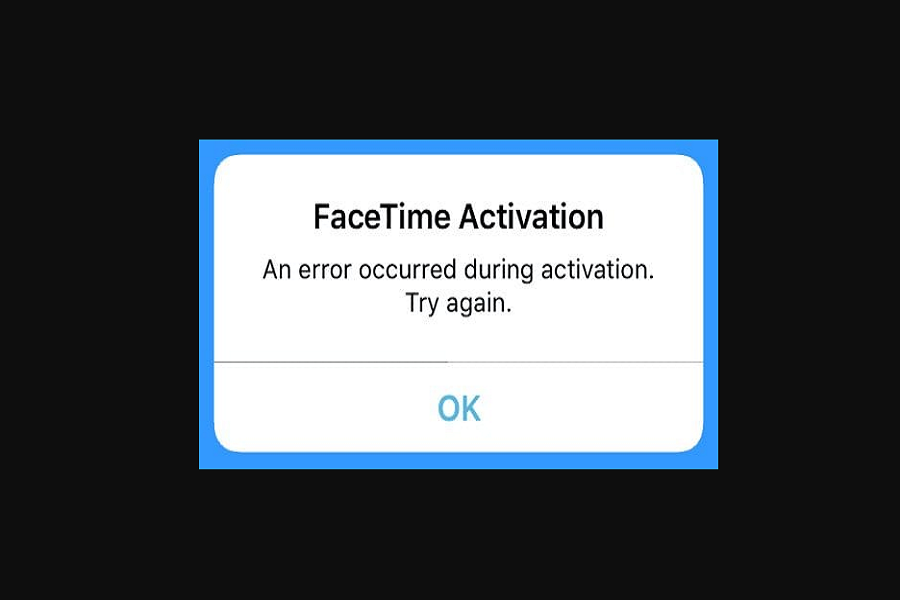 Facetime Waiting For Activation iOS 14