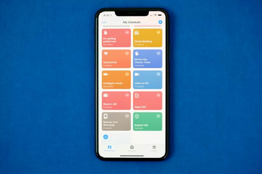 Shortcuts Delay for Custom App Icon