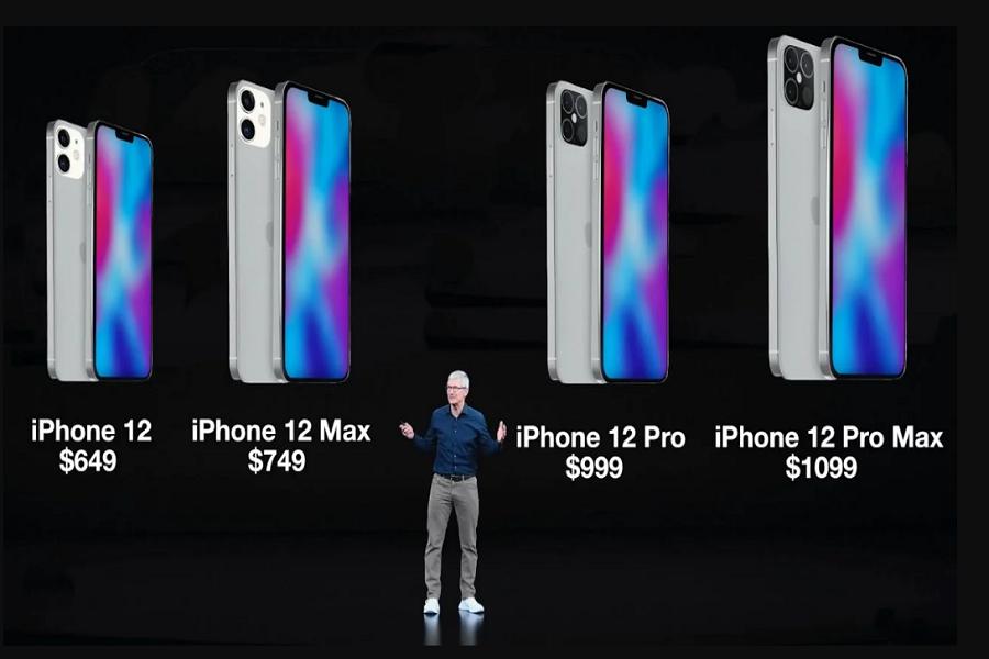 iPhone 12 mini vs 12 vs 12 Pro vs 12 Pro