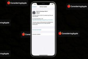 iOS 14.3 Beta 3