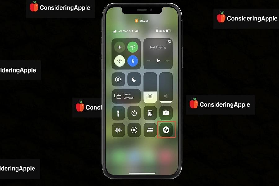 Shazam iOS 14