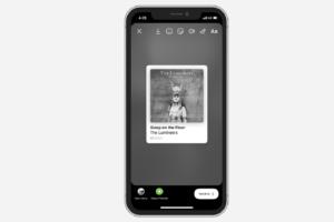 Apple Music Songs To Instagram Stories
