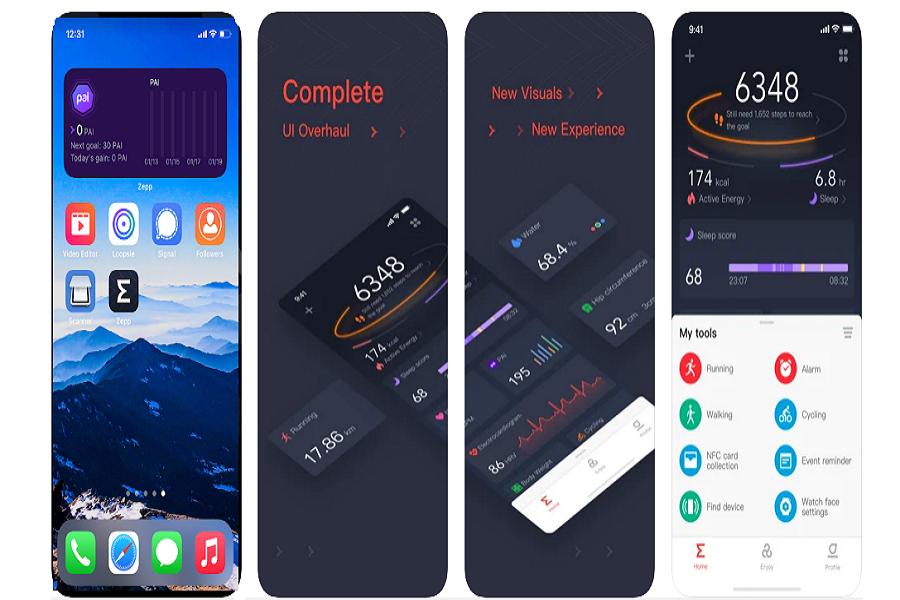 Fitness Widget To iOS 14