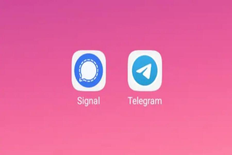 Signal vs. Telegram