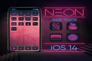 iOS 14 App Icons Pack free