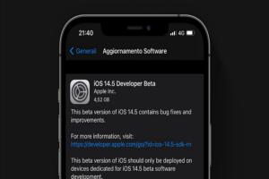 iOS 14.5 Features