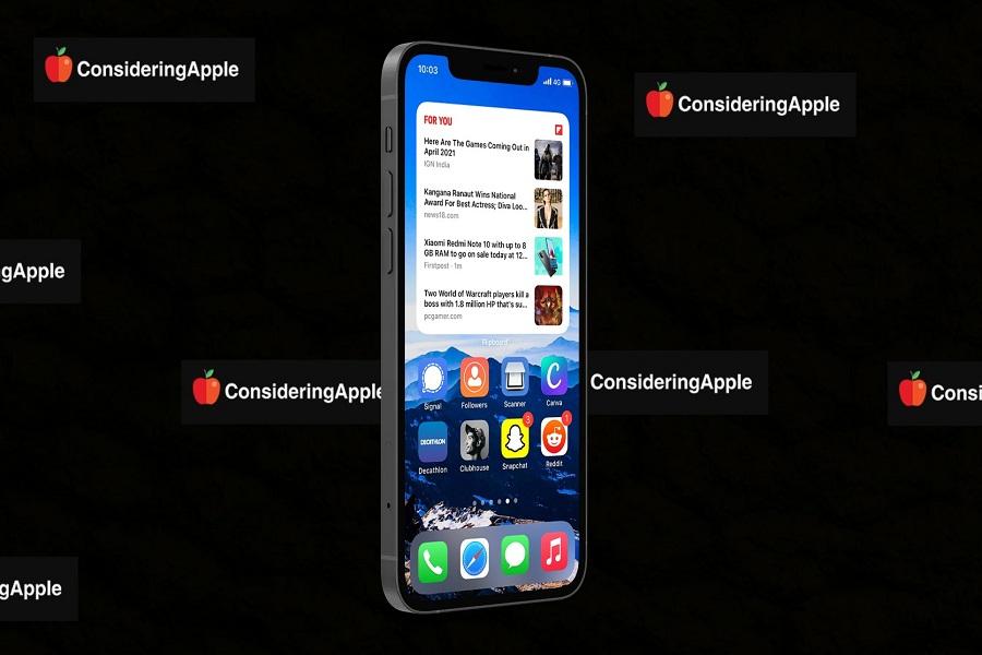 Add News Widget To iOS 14