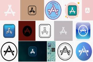 app store icon aesthetic