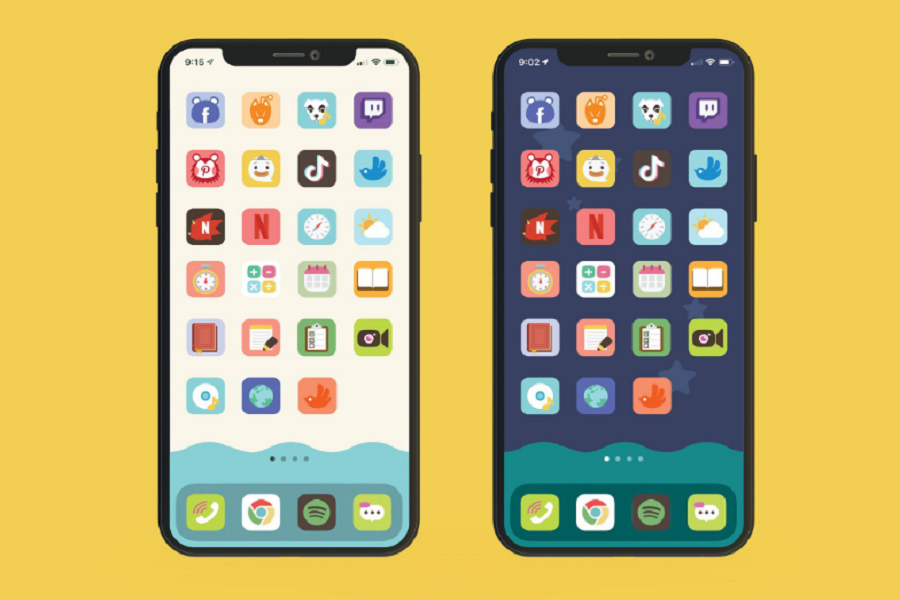 iOS 14 App Icons Free Download