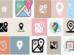 Maps Icon Aesthetic