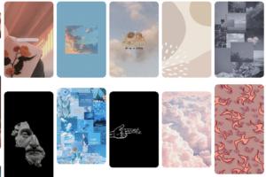 iPhone Aesthetic Wallpaper