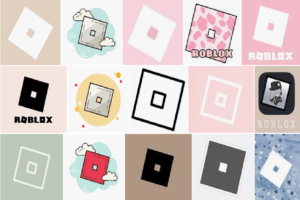 roblox icon aesthetic