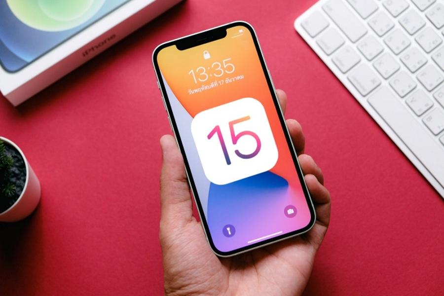 How do I upgrade to iOS 15