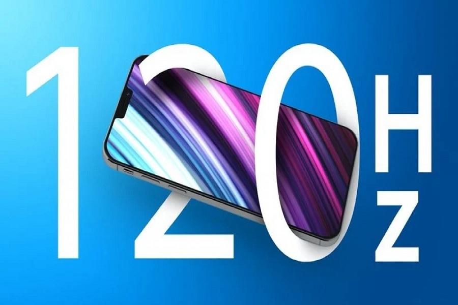 iPhone 13 120Hz