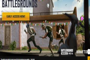 Battleground Mobile India