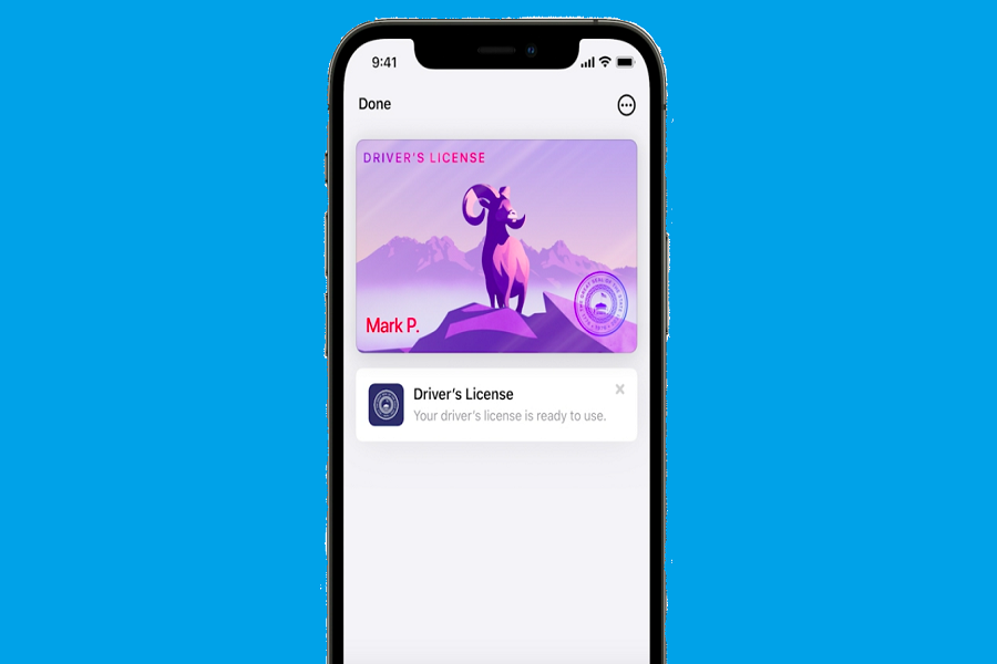 Drivers License Apple Wallet