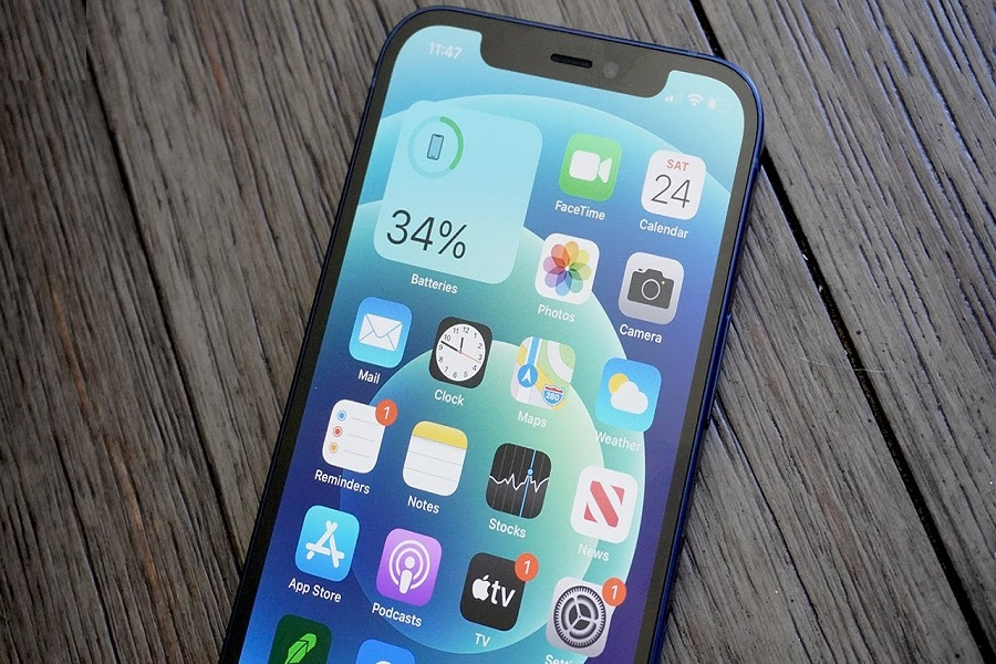 How To Show Battery Percentage on iPhone 12