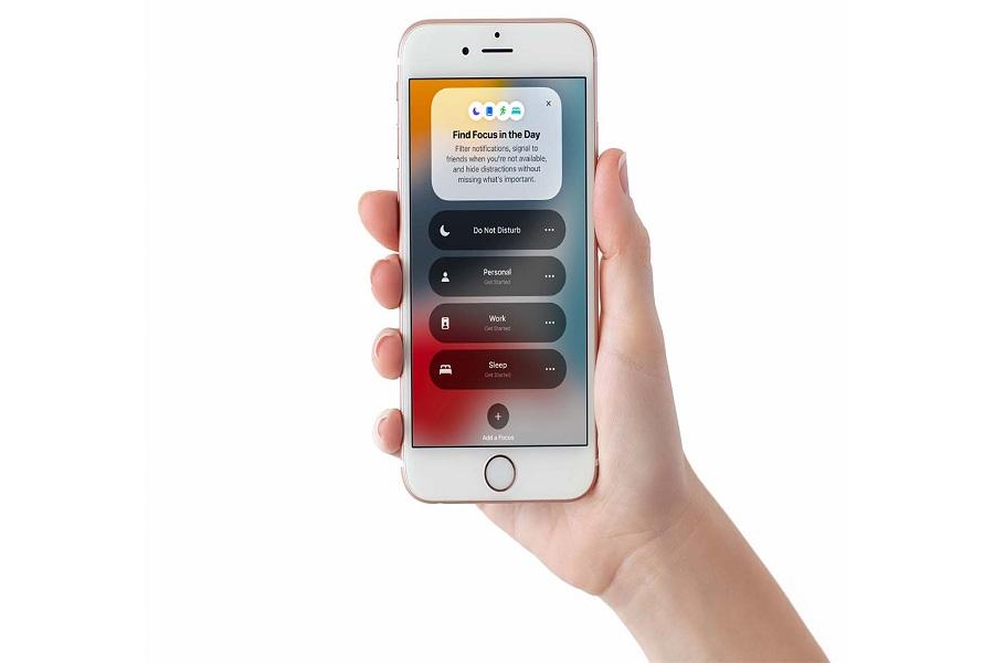 Install iOS 15 Beta on iPhone 6