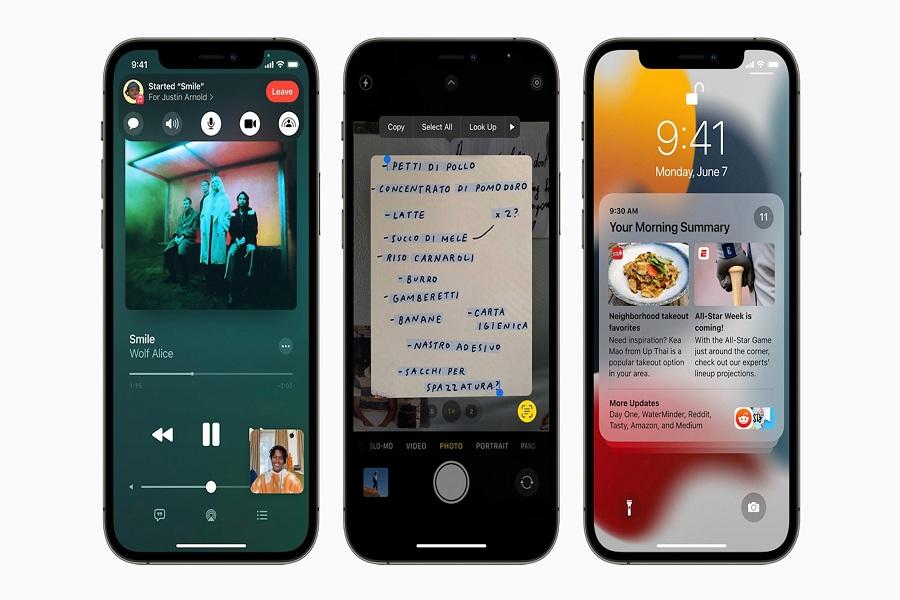 Install iOS 15 Public Beta