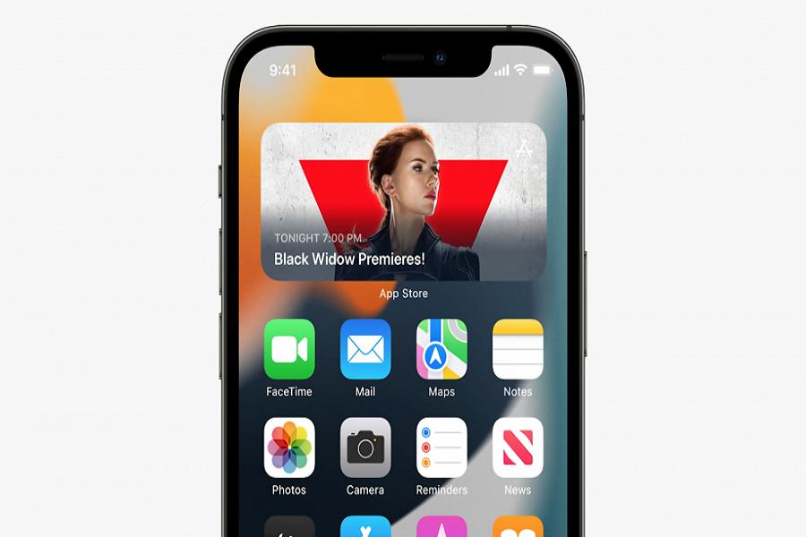New iOS 15 Widgets