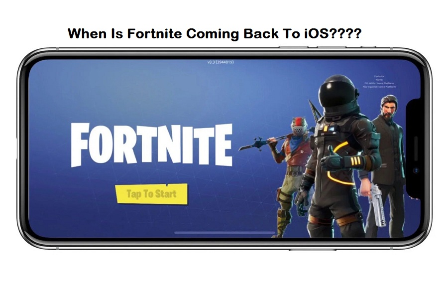 When Is Fortnite Coming Back To iOS 2021