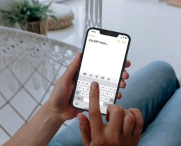 Degree Symbol On iPhone