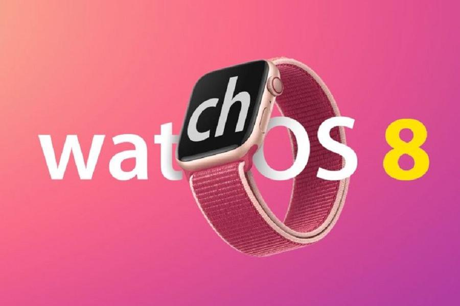 Download watchOS 8 Public Beta