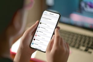 Find Saved Passwords on iPhone