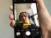 Portrait Night Selfie iPhone 12