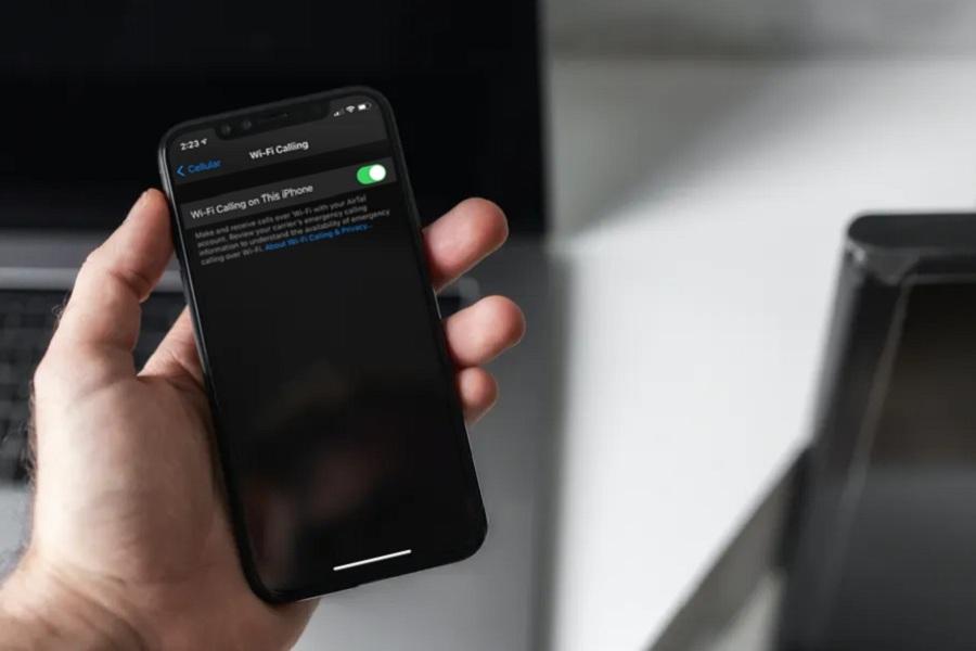 iPhone 12 Wifi Calling