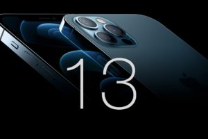 iPhone 13 in September 2021