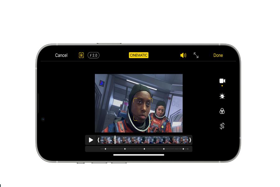 4K Cinematic Video iphone 13