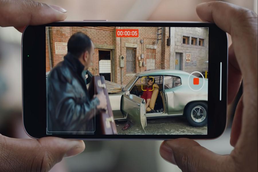Cinematic Mode iPhone 13