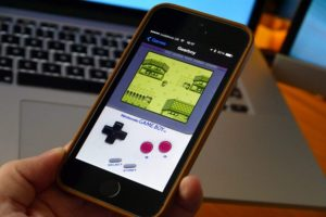 Gameboy emulator iOS