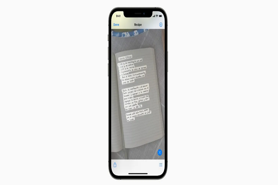 How To Copy Text From Picture iOS 15