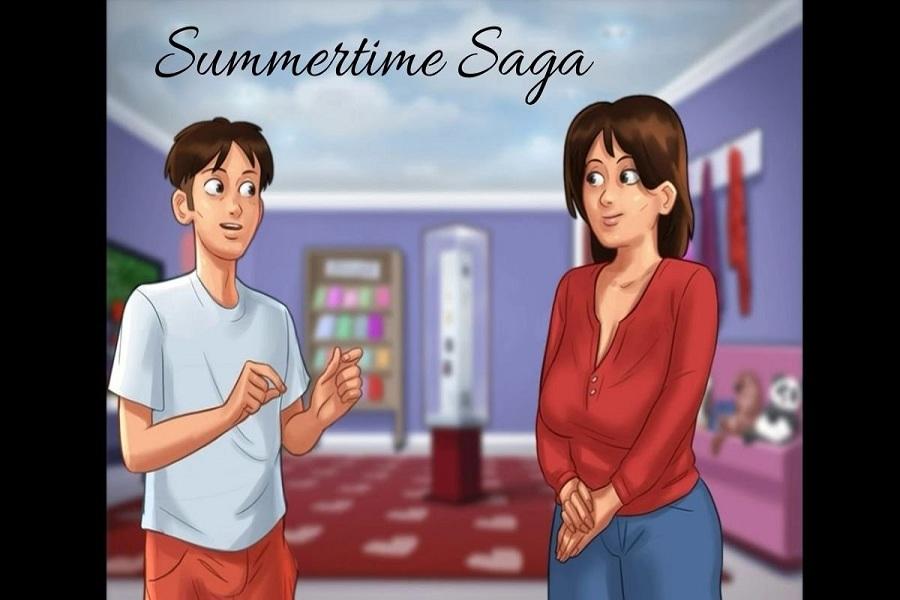 Summertime Saga iOS