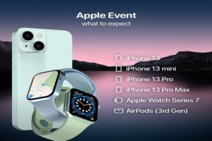 What To Expect At Apple Event