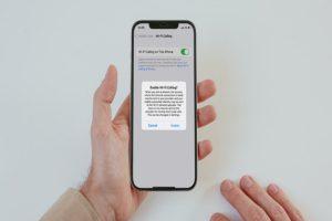 iOS 15 Wi-Fi Calling Not Working