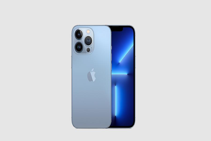 iPhone 13 Sierra Blue